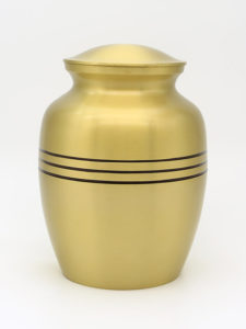 Sleek Cremation Urn
