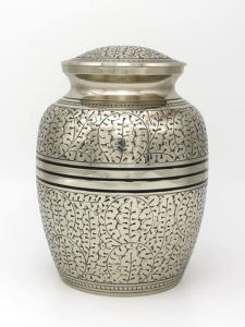 Pewter Cremation Urn