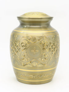 Royal Cremation Urn
