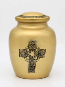 Divine Faith Cremation Urn